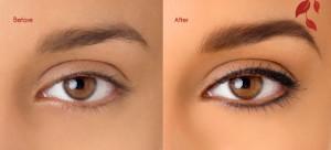 permanente ooglijnen